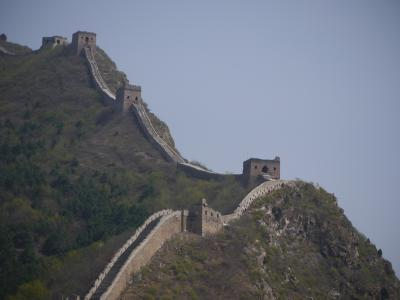 Great Wall from Jinshanling to Simatai