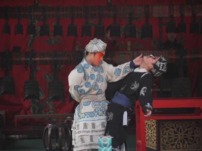 Chinese opera at the summer palace