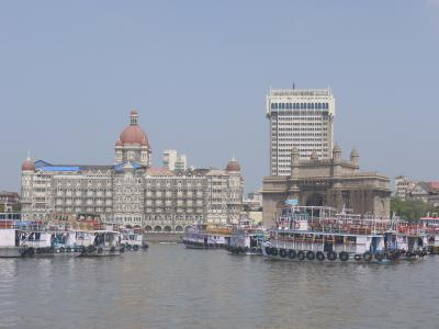 Taj Mahal palace and tower hotel, Gateway of India