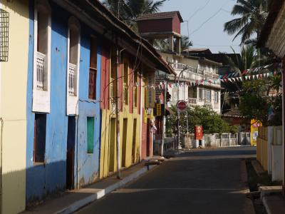 Panaji, the capital of Goa