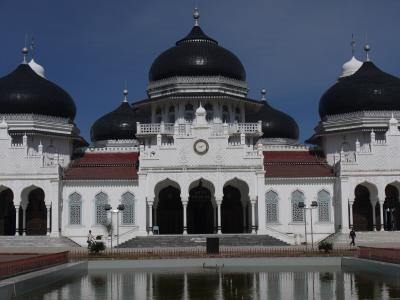 Mosque in Banda Aceh