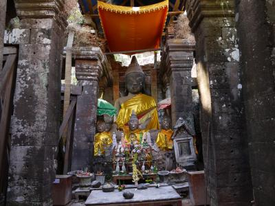 Wat Phu at Champasak