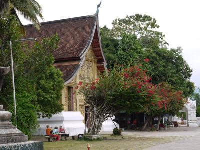 Xieng Thong temple in Luang Prabang