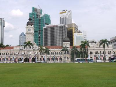 Colonial district of Kuala Lumpur