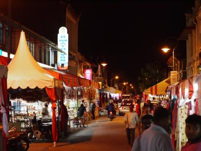 Little India in Georgetown, Penang