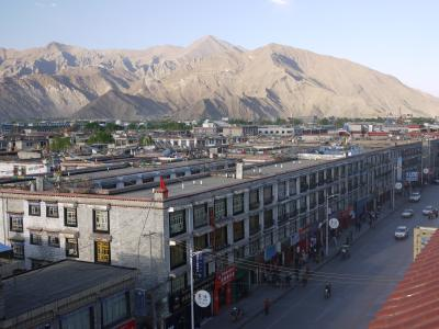 Lhasa's new Chinese district