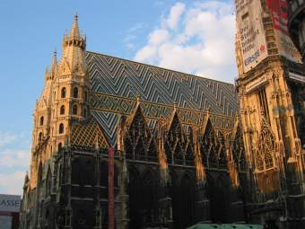 Stephan's cathedral, Vienna