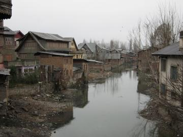 Old town of Srinagar