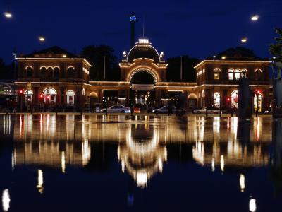 Tivoli amusement park in Copenhagen