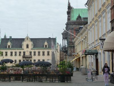 Downtown Malmo