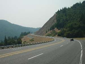 summit on highway 101