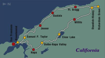 Bus Tour San Francisco To Napa Valley