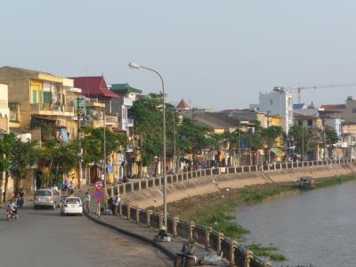 Riverfront of Haiphong