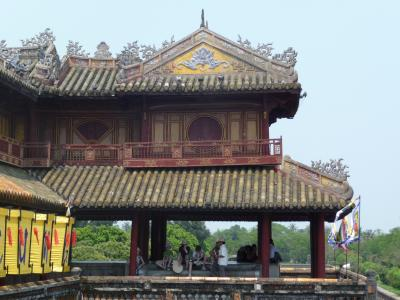 Portal building of the Hue Citadel