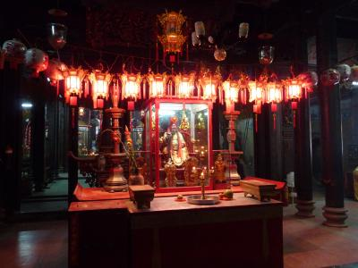 Shrine in a Pagoda in Cholon
