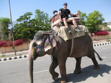 Putovanje Slon
