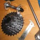 Bicycle parts and tools