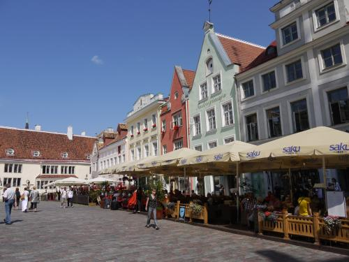 Main square in Tallinn