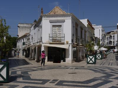 Faro's old downtown