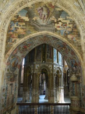 Tomar: Cathedral of the Knights Templar